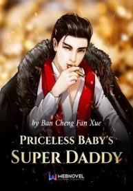 Cover Priceless Baby's Super Daddy