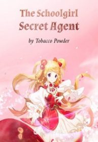 Cover The Schoolgirl Secret Agent